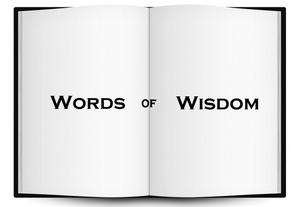 Words of Wisdom - Clarity Over Chaos